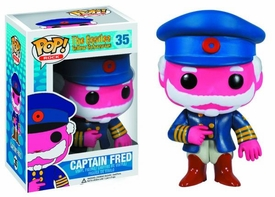 Funko POP! Beatles Vinyl Figure Captain Fred Pre-Order ships March