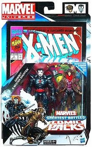 Marvel Universe Greatest Battles Action Figure 2-Pack Gambit & Mister Sinister