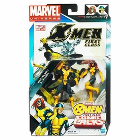 Marvel Universe X-Men First Class Action Figure 2-Pack Cyclops & Marvel Girl [Jean Grey]