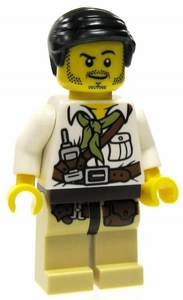 LEGO Dino LOOSE Complete Mini Figure Dino Hunter Scout 2