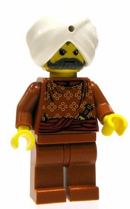 LEGO Orient Expedition LOOSE Mini Figure Maharaja Lallu
