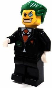 LEGO AGENTS LOOSE Figure Agent Dollar Bill