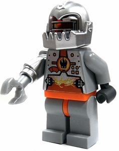 LEGO AGENTS LOOSE Figure Agent Magma Commander