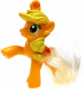My Little Pony Friendship is Magic 3 Inch Happy Meal Clip-On Toy Applejack