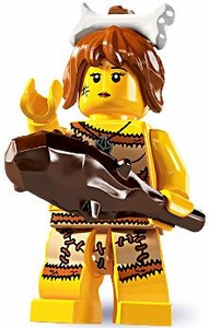 LEGO Minifigure Collection Series 5 LOOSE Mini Figure Cave Woman