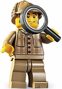 LEGO Minifigure Collection Series 5 LOOSE Mini Figure Detective