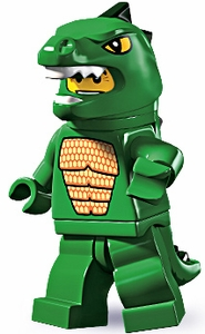 LEGO Minifigure Collection Series 5 LOOSE Mini Figure Lizard Man