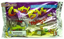 Crazy Bones Booster Foil Pack Things