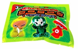 Crazy Bones Gogo's Series 3 Explorer Booster Pack [3 Crazy Bones]