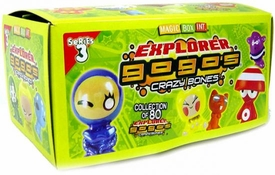 Crazy Bones Gogo's Series 3 Explorer Booster BOX [30 Packs]
