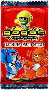 Crazy Bones Trading Card Game Booster Pack