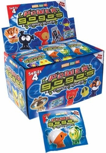 Crazy Bones Gogo's Series 4 Power Booster BOX [30 Packs]