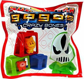 Crazy Bones Gogo's Series 6 Superstar Booster Pack