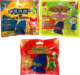 Crazy Bones Gogo's Set of 3 Bags [Series 1, 2 & 3]