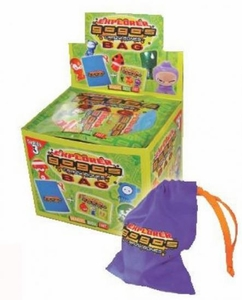 Crazy Bones Gogo's Series 3 Explorer Bags & Bones [60 Crazy Bones & 10 Carry Bags]