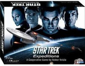 Star Trek HeroClix Expeditions Game