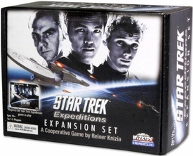 Star Trek HeroClix Expeditions Game Expansion Set