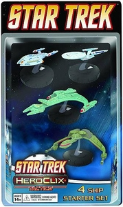 Star Trek HeroClix Tactics Game Starter Set 1