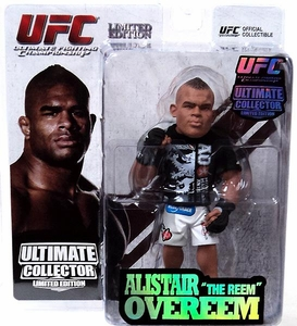 Round 5 UFC Ultimate Collector Series 10 LIMITED EDITION Action Figure Alistair Overeem Only 1,500 Made!