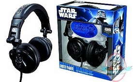 Funko Tronics Star Wars DJ Headphones Darth Vader