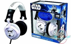 Funko Tronics Star Wars DJ Headphones Stormtrooper
