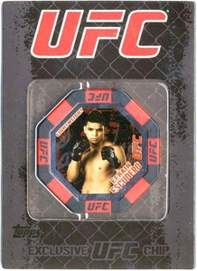 UFC Topps Main Event Exclusive Octagon Poker Chip Efrain Escudero