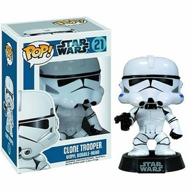 Funko POP! Star Wars Bobble Head Clone Trooper