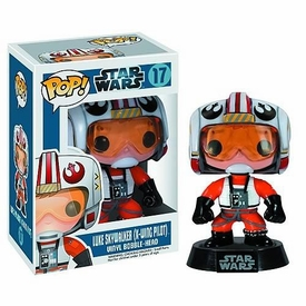 Funko POP! Star Wars Bobble Head Luke Skywalker X-Wing Pilot