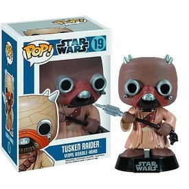 Funko POP! Star Wars Bobble Head Tusken Raider