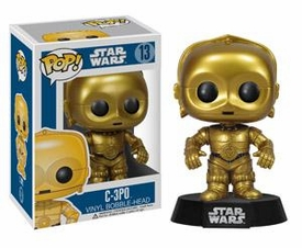Funko POP! Star Wars Bobble Head C-3PO