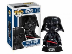 Funko POP! Star Wars Bobble Head Darth Vader Pre-Order ships May