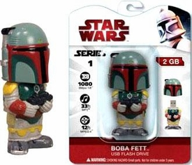 Funko Star Wars 4G USB Flash Drive Series 1 Boba Fett