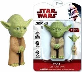 Funko Star Wars 4G USB Flash Drive Series 1 Yoda