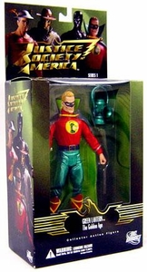 DC Direct Justice Society of America Series 1 Action Figure Golden Age Green Lantern [Alan Scott]
