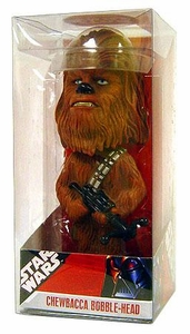 Funko Star Wars Wacky Wobbler Bobble Head Chewbacca