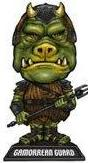 Funko Star Wars Wacky Wobbler Bobble Head Gamorrean Guard