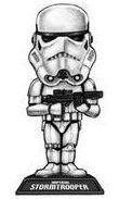 Funko Star Wars Wacky Wobbler Bobble Head Stormtrooper
