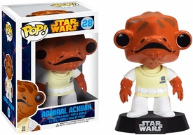 Funko POP! Star Wars Bobble Head Admiral Ackbar