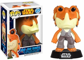 Funko POP! Star Wars Bobble Head Jar Jar Binks Pre-Order ships May