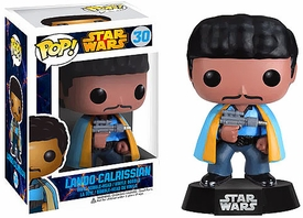 Funko POP! Star Wars Bobble Head Lando Calrissian Pre-Order ships February