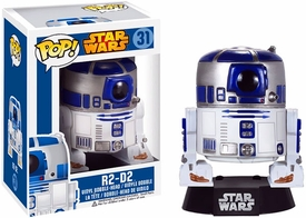 Funko POP! Star Wars Bobble Head R2-D2 Pre-Order ships May