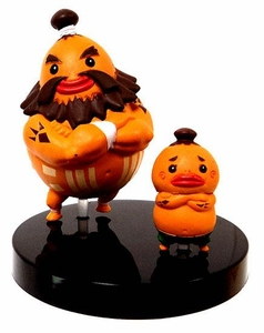 Tomy Gacha Legend of Zelda Phantom Hourglass 2 Inch PVC Figure Goronbeck & Son