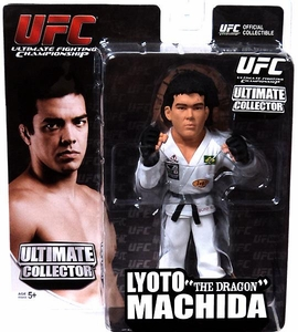 Round 5 UFC Ultimate Collector Series 10 Action Figure Lyoto Machida