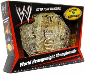 Mattel WWE Wrestling Championship Belt World Heavyweight Championship