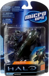 Halo McFarlane Micro Ops Series 1 Small Carded Mini Figures Banshee