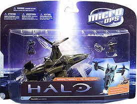 Halo McFarlane Micro Ops Series 1 Large Carded Mini Figures Falcon