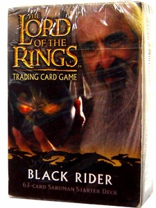 Lord of the Rings Card Game Theme Starter Deck Black Rider Sarumon