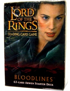 Lord of the Rings Card Game Theme Starter Deck Bloodlines Arwen
