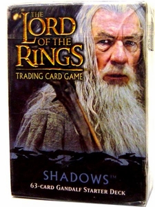 Lord of the Rings Card Game Shadows Theme Starter Deck Gandalf