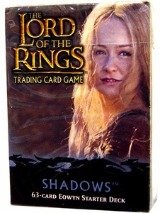 Lord of the Rings Card Game Shadows Theme Starter Deck Eowyn